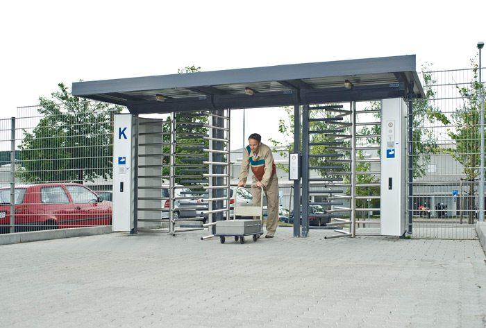 Barrier Control Industrial Turnstiles Limtech