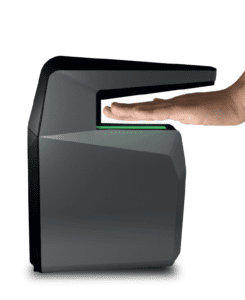 Touchless Biometric Hand Swipe Access Scanners