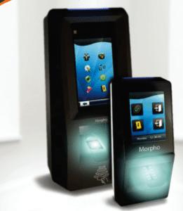 Ultraviolet Disinfection for Fingerprint Scanners
