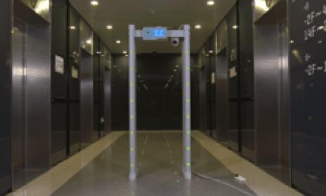 Thermal Metal Detector